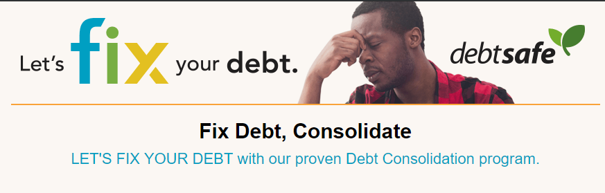 Debt Consolidation loan South Africa